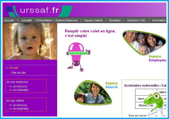 Bulletin De Paie Paje Nounou Assistante Maternelle à