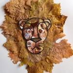FEUILLES LION-021